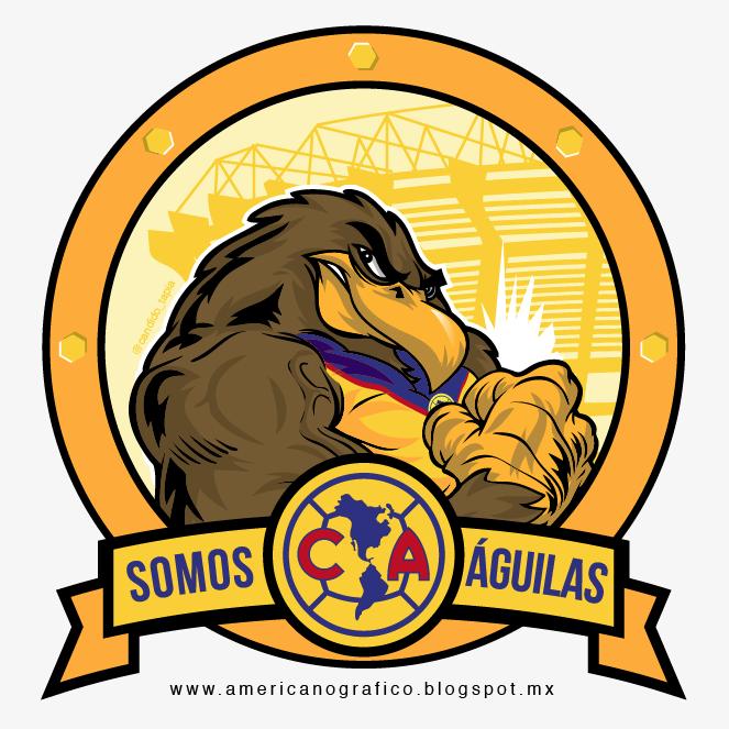 Aguilas De America Imagenes Del Equipo America Aguilas Del America Mascota Del Mundial