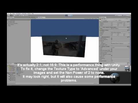 Unity 5 UI Tutorial - How to Add Video - YouTube | tool