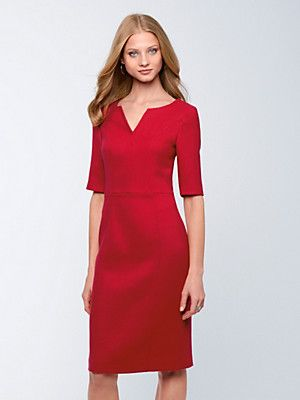 new styles competitive price how to buy Fadenmeister Berlin - Kleid mit 3/4-Arm (Peter Hahn) | Mode ...
