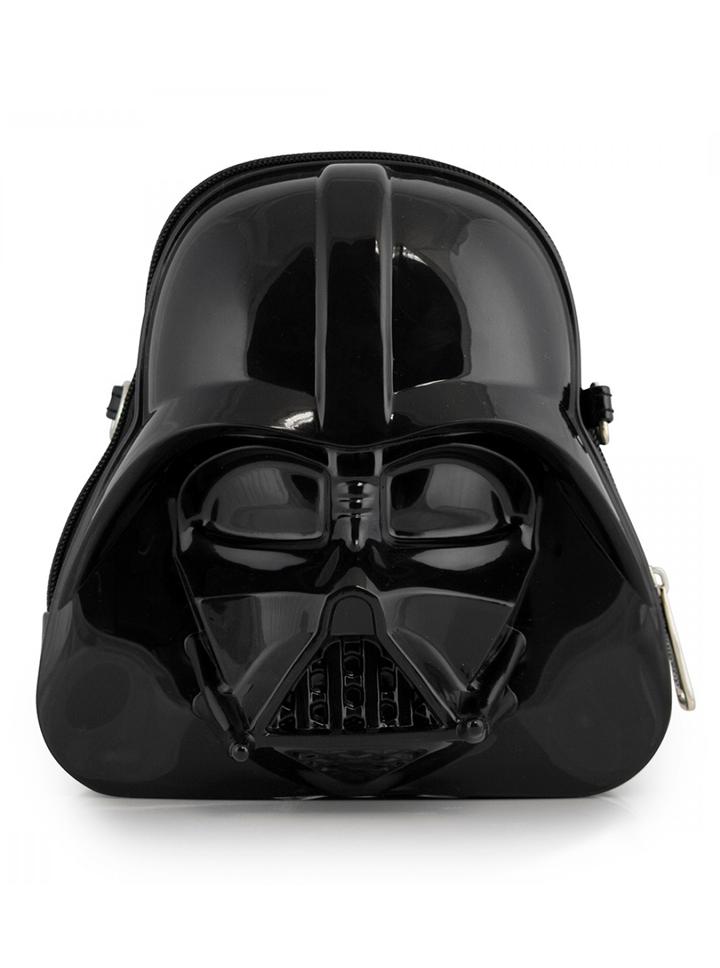 """Star Wars Darth Vader"" Crossbody Bag by Loungefly (Black)"