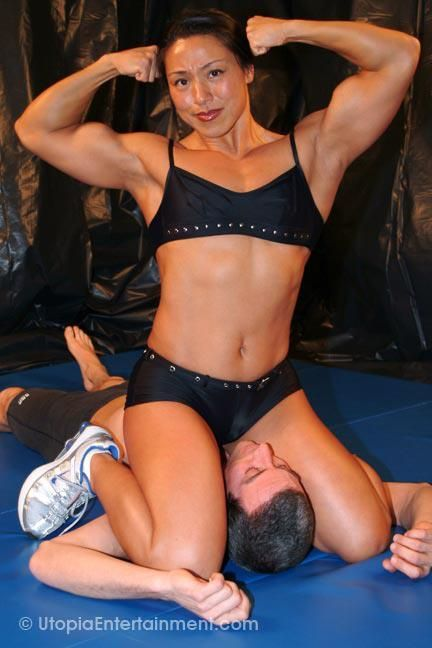 Rough Mixed Wrestling Sex