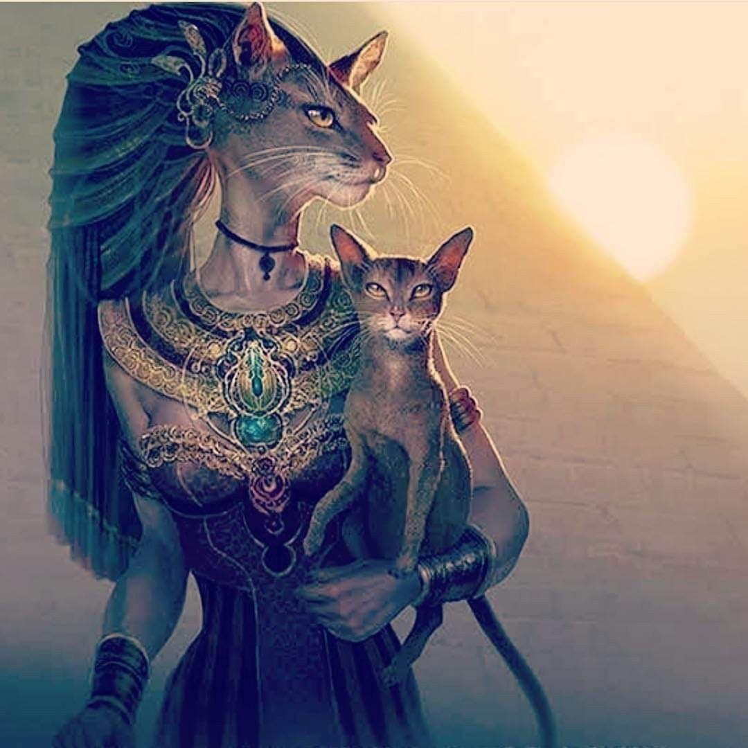 Pin De Carol Rumble En Egyptian Cat Goddess En 2020 Con Imagenes