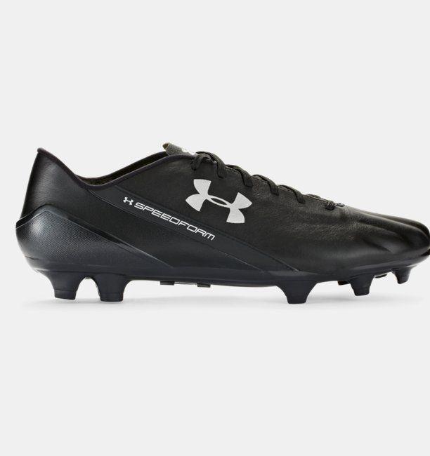 Botas de fútbol UA SpeedForm® CRM LTHR para hombre