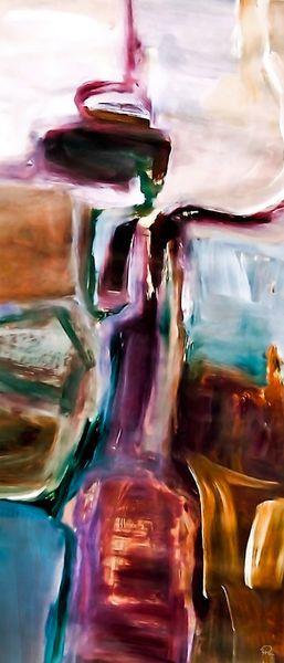 'colour obsession no.3' von Pia Schneider bei artflakes.com als Poster oder Kunstdruck