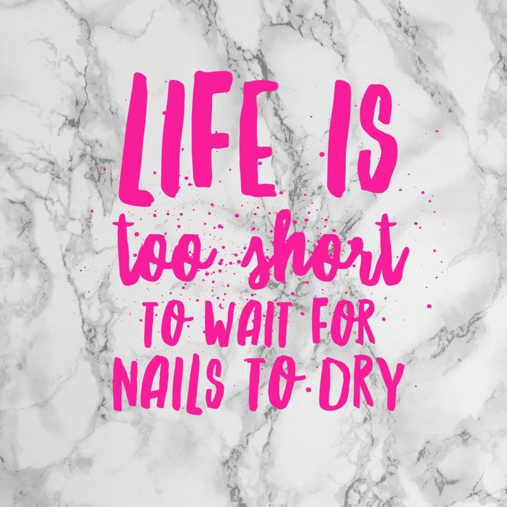 Ready, manicure and go! Revolutionise your nail art