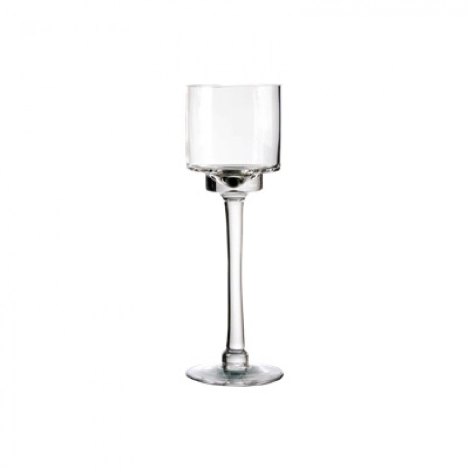 12 Glass Stem Vase (Case of 12 = $13.98/Vase) [GFC121/12 Glass Stem ...