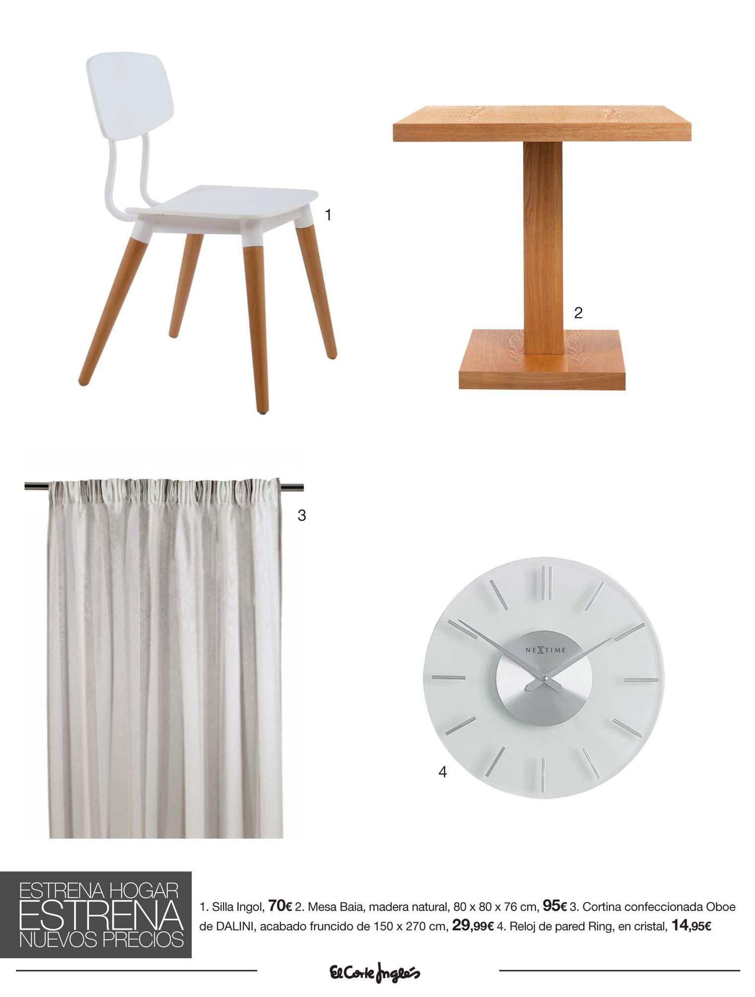 Silla de cocina Ingol | Decoracion para casa | Pinterest | Sillas ...