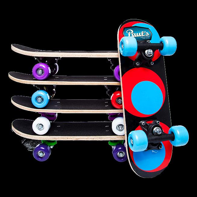 miniature skateboards