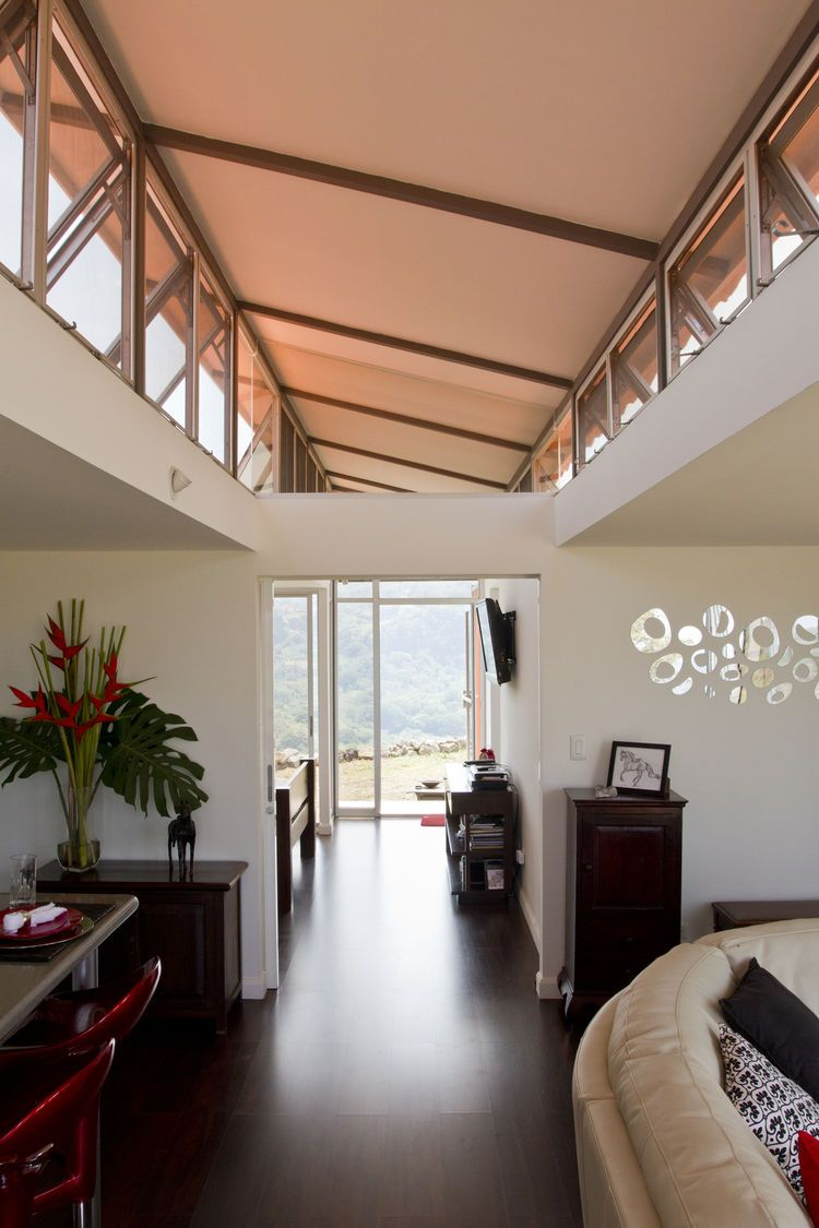 A Budget Friendly Shipping Container Home In Costa Rica Container House Shipping Container Architecture Container House Design