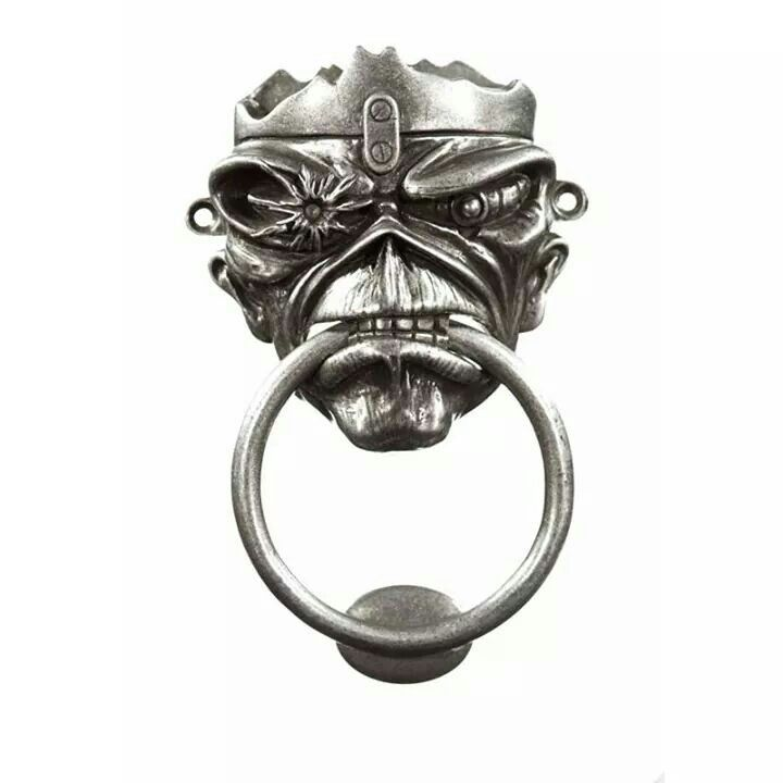 Iron Maiden Door Knocker Eddie