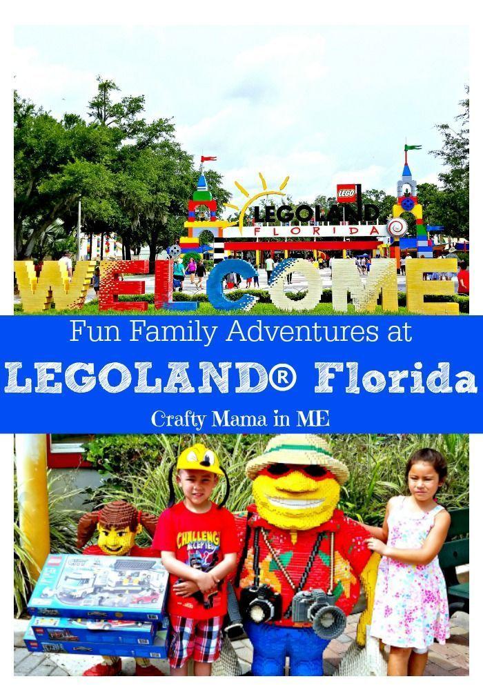 Fun Family Adventures at LEGOLAND Florida   Legoland ...