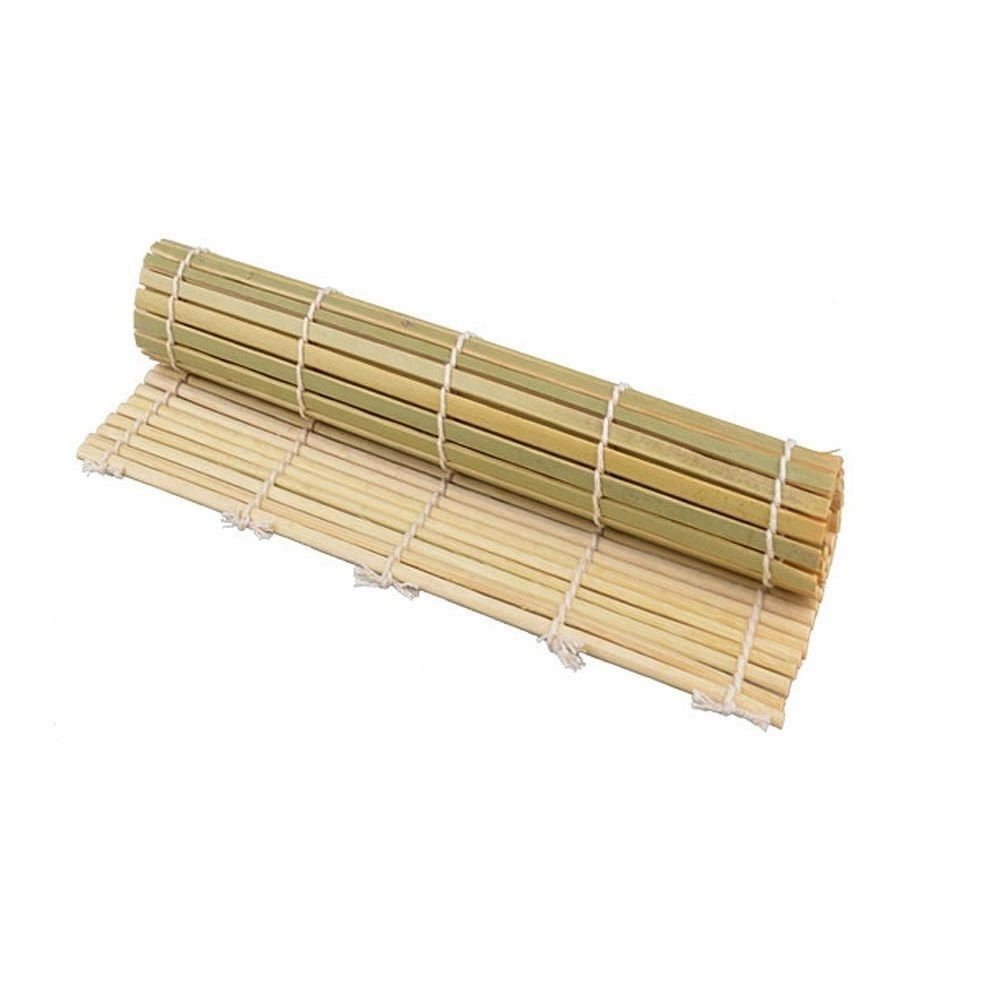 Roll Up Bamboo Wood Placemats Dinner Table Setting Sushi Mat추 Dinner Table Setting Wood Placemats Dinner Table