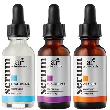 Can You Use Hyaluronic Acid Vitamin C And Retinol Together