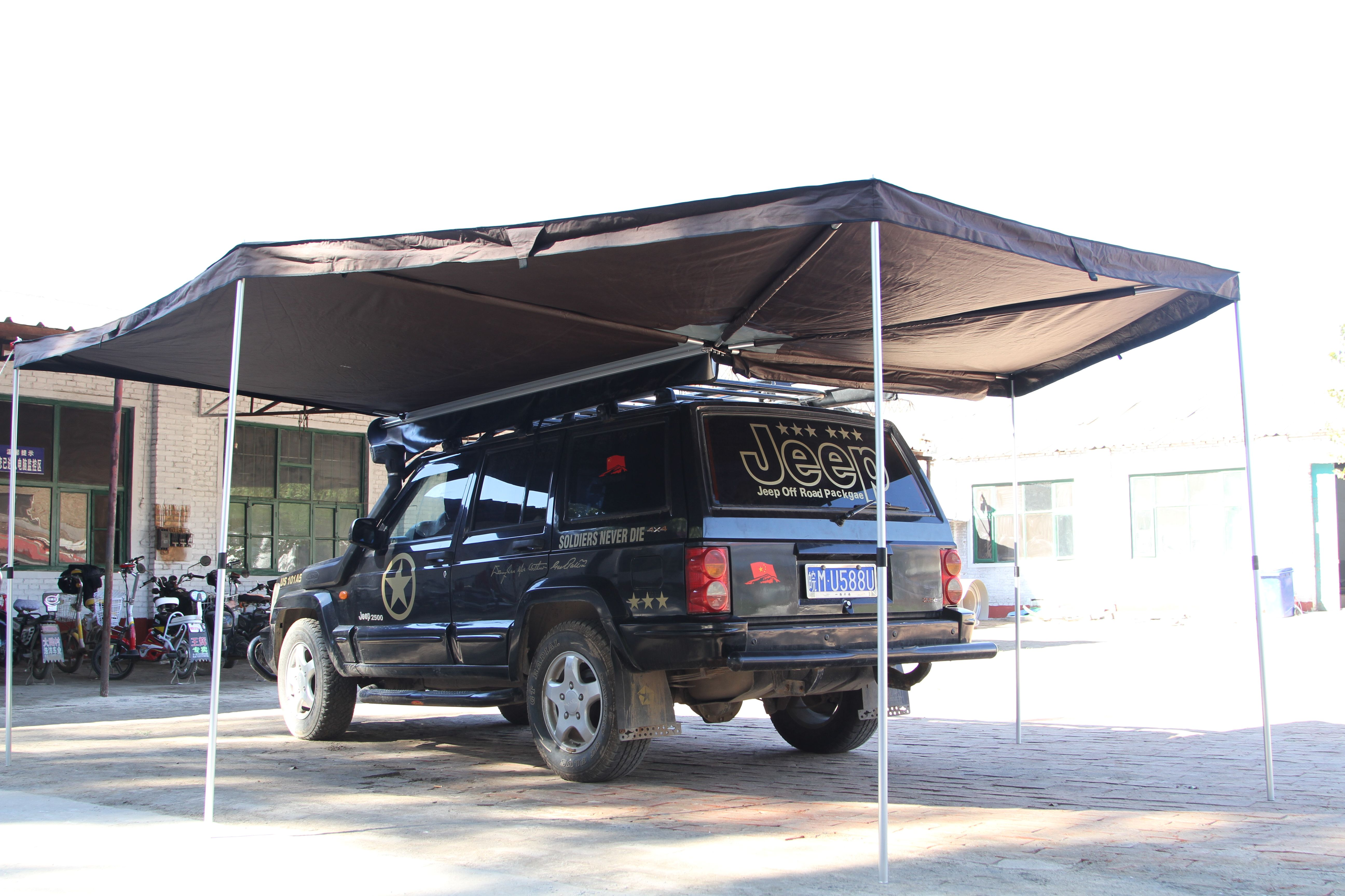 Longroad Foxwing Awning Car Awning Pinterest Car Awnings Jeep