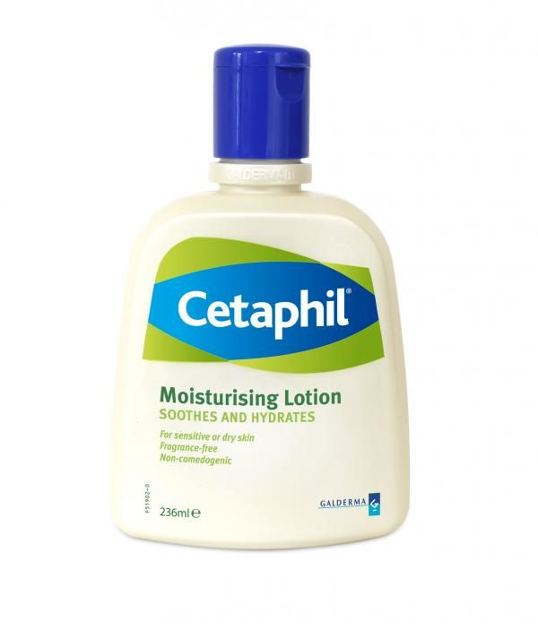 Cetaphil Moisturiser For Its Fragrance Free Emollients And