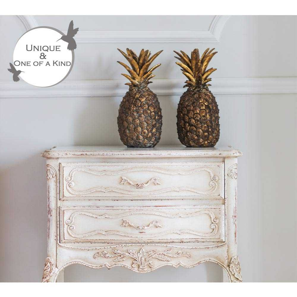 Golden Pineapple - Gold French Bedroom Accessories | Gold ...