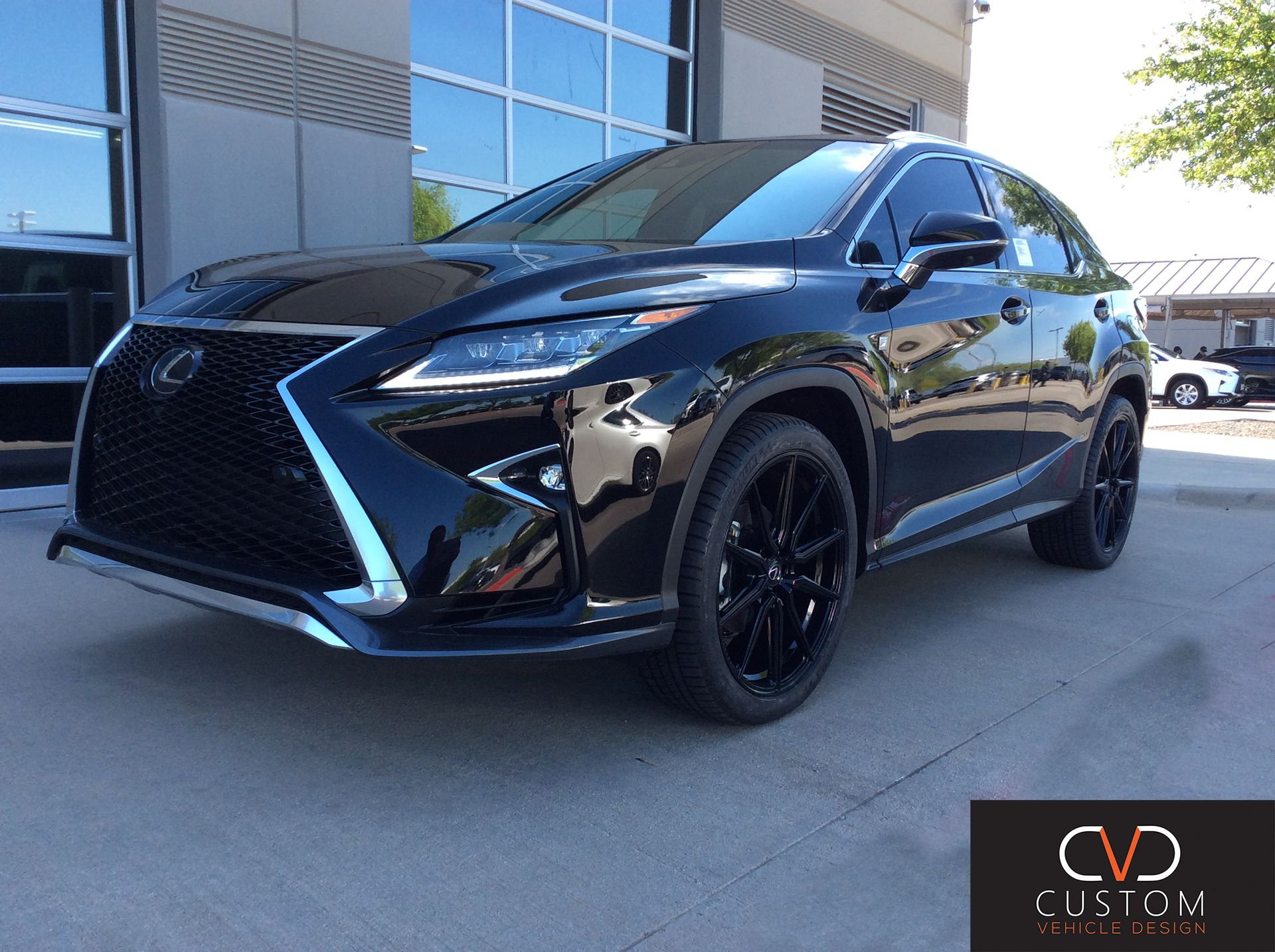 2019 Lexus Rx350 With Vossen 22 Hf 3 Double Tinted Gloss Black Wheels 2019 Cvdauto Lexus Rx Lexus Rx 350 Lexus Sport Lexus Cars