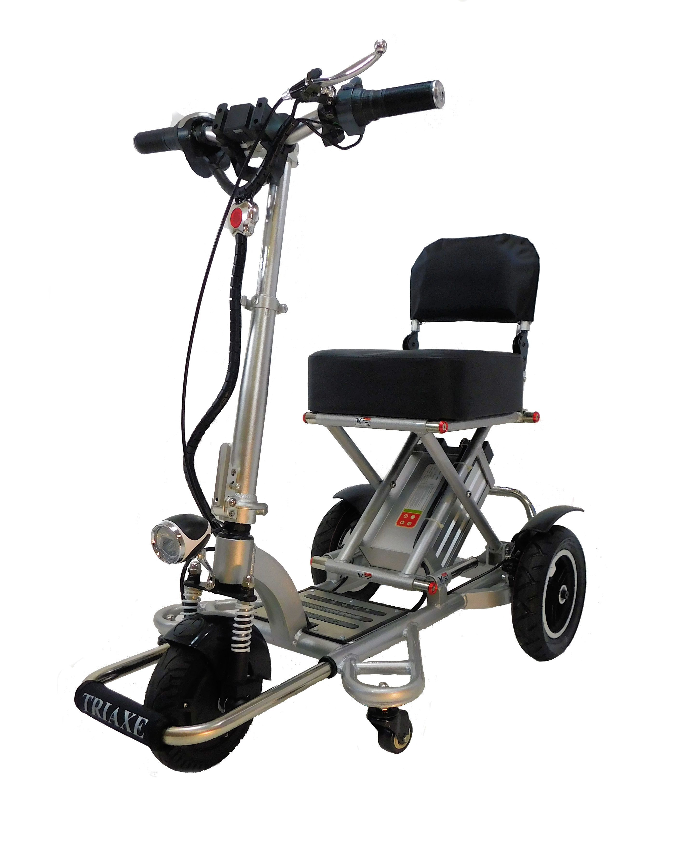 Triaxe - Sport - 3 Wheel Scooter   mobility and schooters