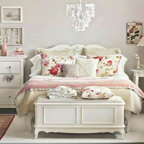 Camera Da Letto Shabby Country Chic With Images Chic Bedroom