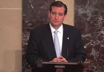 ~ SMACK! -- Ted Cruz Crushed as the Senate Moves Forward on Government Funding Bill, 79-19