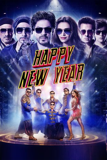 Alankelll Happy New Year Movie Happy New Year Bollywood New Year Movie