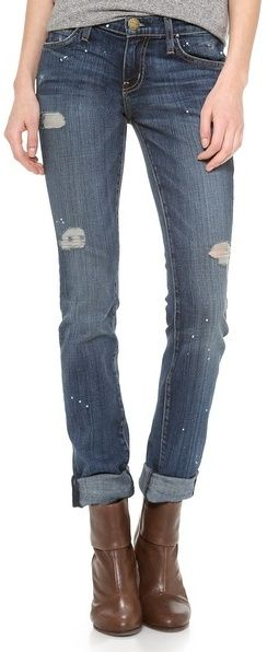 819618bebdb359 Current/Elliott The Skinny Jeans on shopstyle.com | Must find, must ...