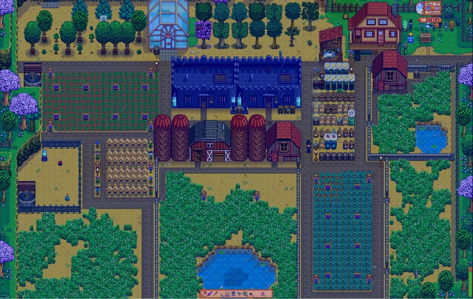 Stardew valley show your farm google search stardew for Sims 3 spielideen