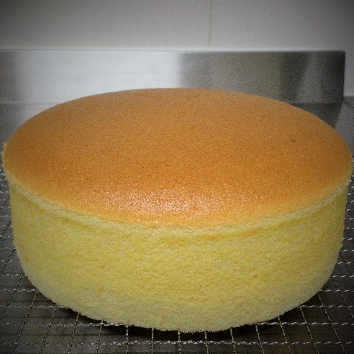 Pin On Orange Sponge Cake