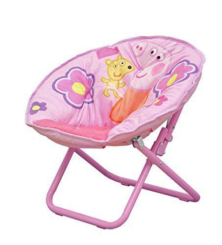 Peppa Pig Toddler Saucer Chair Saucer Chairs Kids