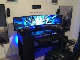 Image result for 3 MONITOR GAMING SETUP