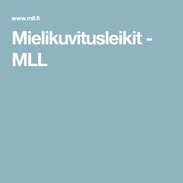 Mielikuvitusleikit - MLL
