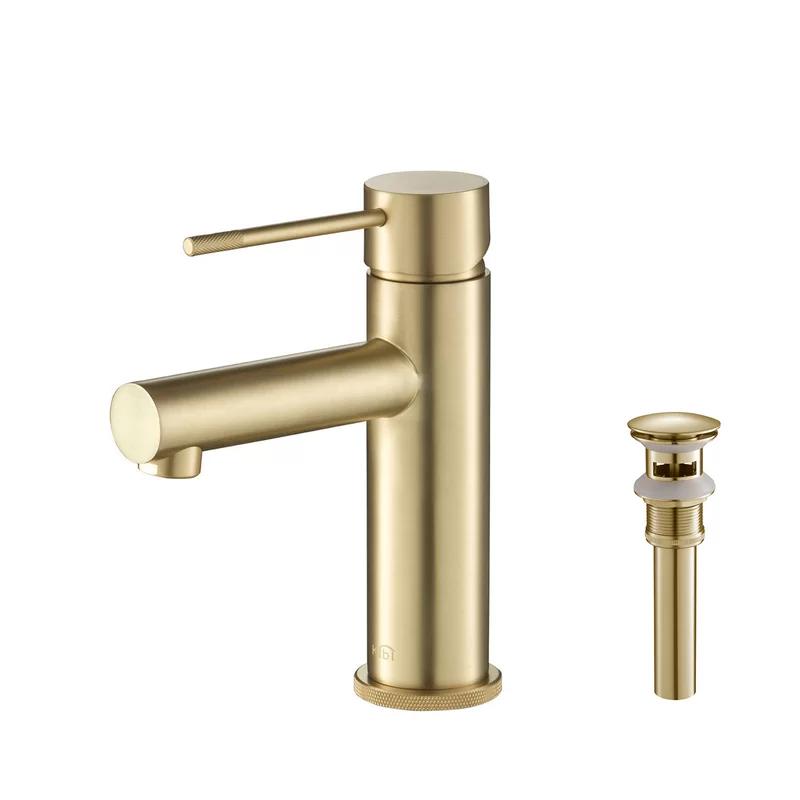 Circular X Handle Single Hole Bathroom Faucet Bathroom Faucets Single Hole Bathroom Faucet Faucet Brass single hole bathroom faucet