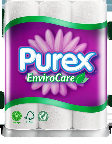 Purex Toilet Tissue Polypropylene Gets New Six Color Flexo Graphics Purex Packaging World Paper Packaging