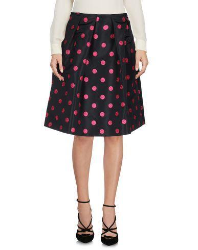 RED VALENTINO Knee length skirt. #redvalentino #cloth #dress #top #skirt #pant #coat #jacket #jecket #beachwear #