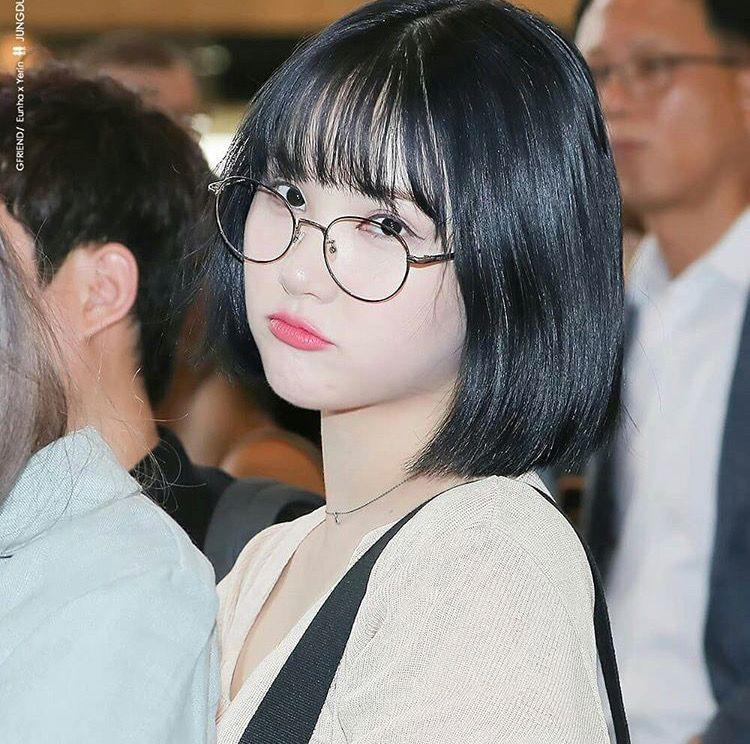 Eunha S Cute Pout Gadis Korea