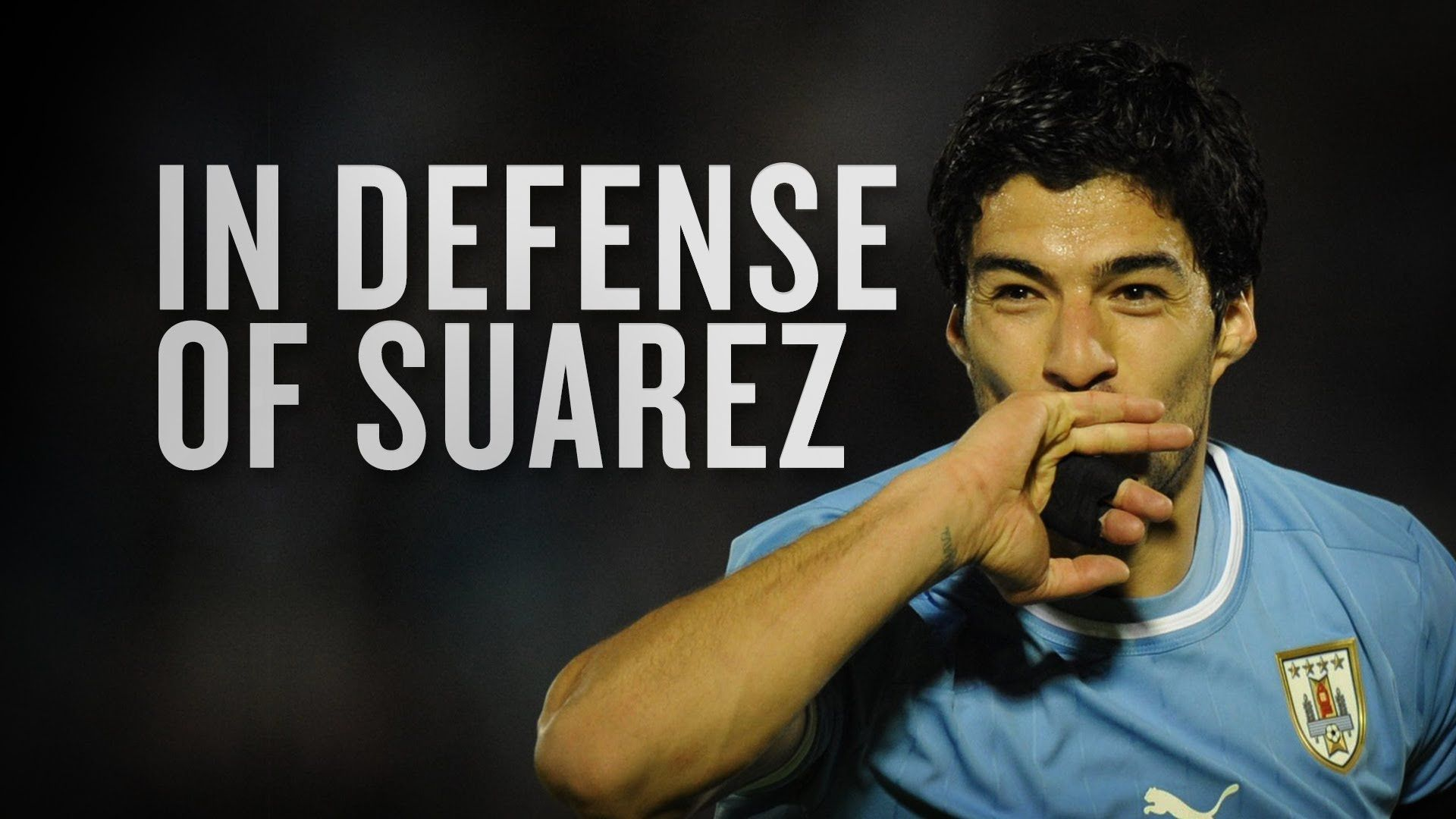 LuisSuárez shouldn't bite people, should still be Luis Suárez (Daily Win)