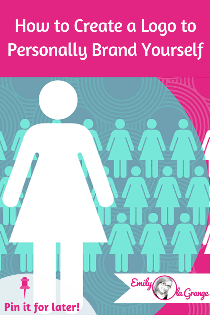 Blog Design Secrets 3 How To Create A Logo Personally Brand Yourself This Training In My Series Will Show You Simply