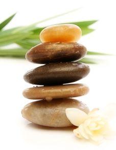 Feng Shui Balancing Stones..beautifulest!