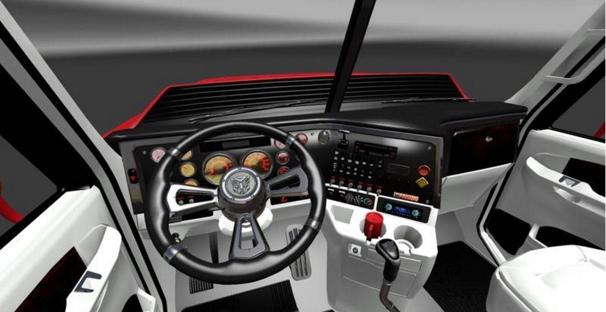 Western Star 5700 v 1 Truck - American Truck Simulator mod