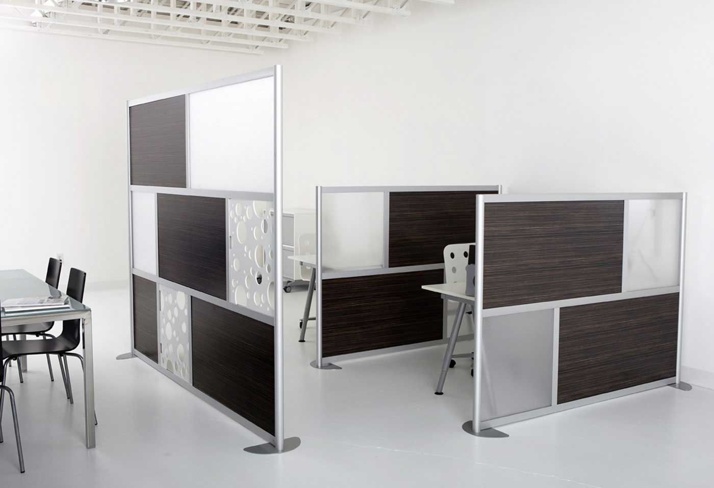 Glass Wall Divider Magnificent 25 Wall Dividers For Office Design Ideas Of Glass
