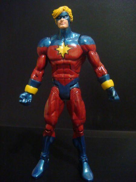 Captain Marvel (Avengers) Custom Action Figure