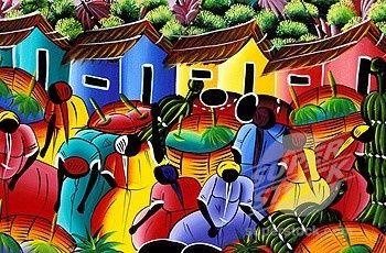 dominican art   Dominican Arts & Crafts