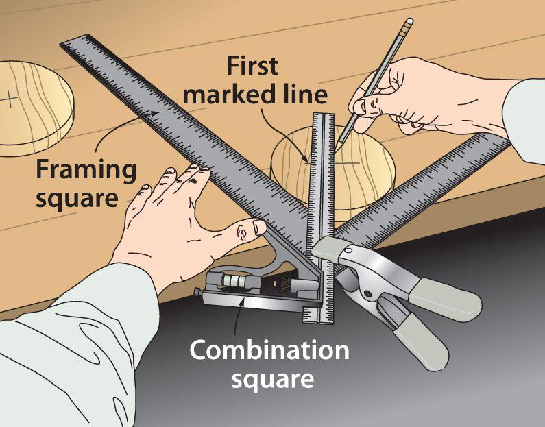 Framing Square Tricks
