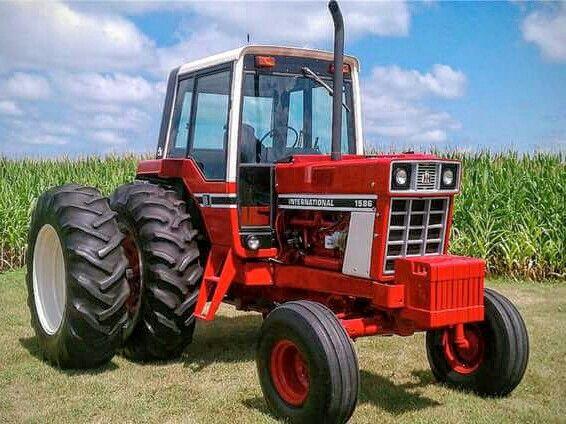 Tractor, International