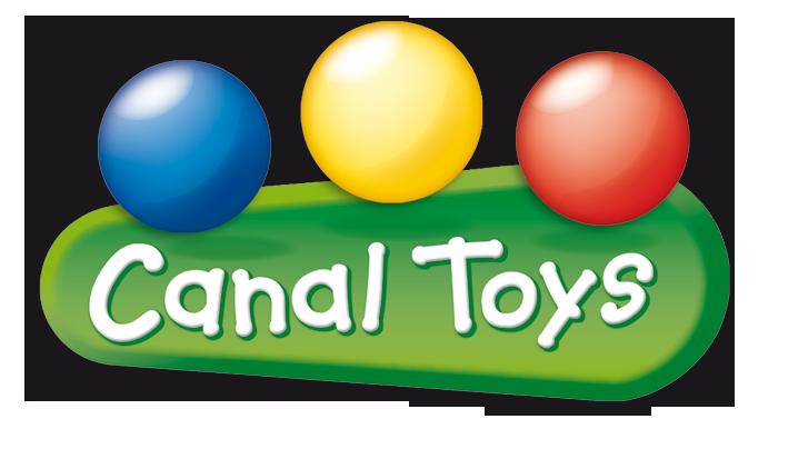 Canal Toys Logo | Toys logo, Toys, Billiard table