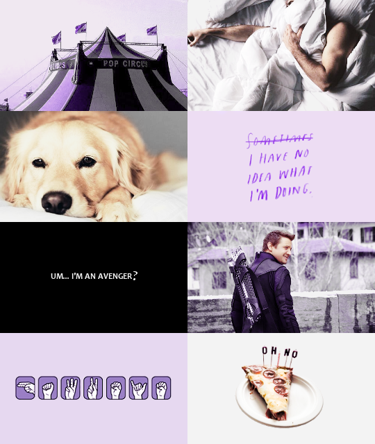 ➠» Today sucks. I'm goin' back to bed. aesthetic • Clint Barton (Hawkeye)➠▩ Comics Heroes Marvel ▩✪