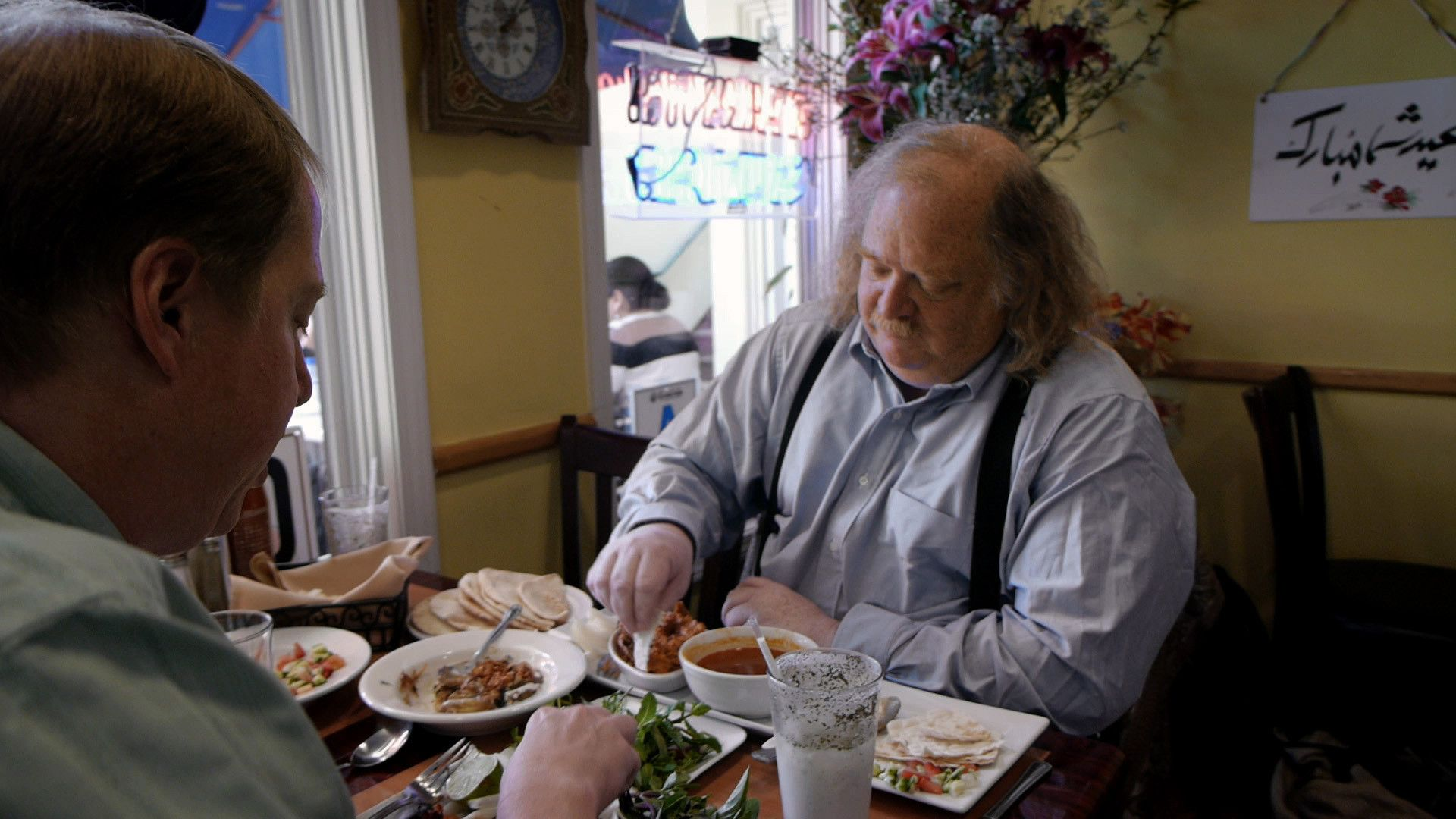 "The star of the new documentary ""City of Gold"" is Times restaurant critic Jonathan Gold, who in 2007 became the first food writer to win a Pulitzer Prize and who has democratized food criticism by treating L.A.'s diverse array of unassuming, hole-in-the-wall eateries as potential temples of haute cuisine."