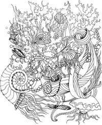 Диалоги | Раскраски, Раскраски с животными, Рисунки для ...