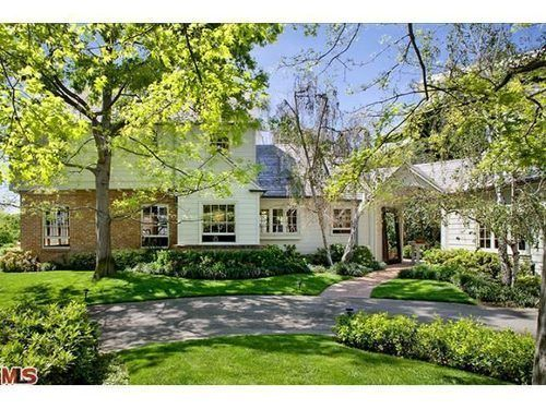 Harrison Ford Lists His Gerard Colcord House In Brentwood