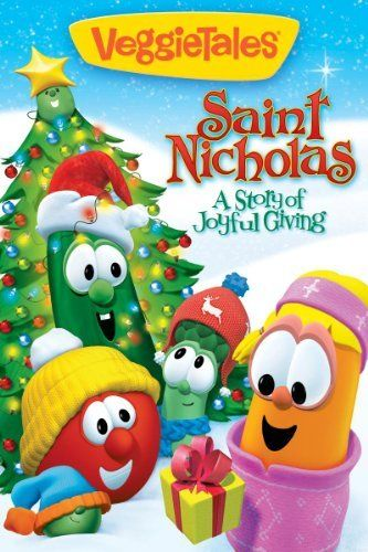 Veggietales St Nicholas A Story Of Joyful Giving Amazon Instant Video Phil Vischer Https Smile Ama St Nicholas Day Kids Christmas Movies Saint Nicholas